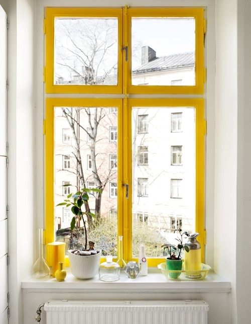 us.sofa.com yellow paint window frame