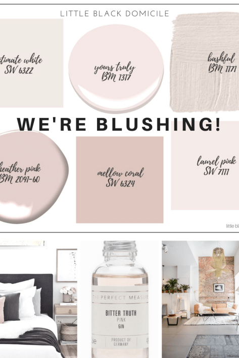 littleblackdomicile - pinterest - we're blushing