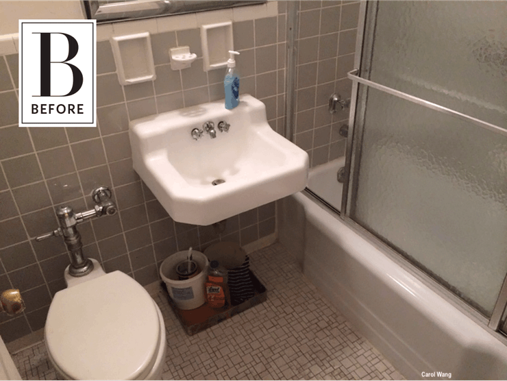 sweeten blog-prospect heights -before bathroom remodel