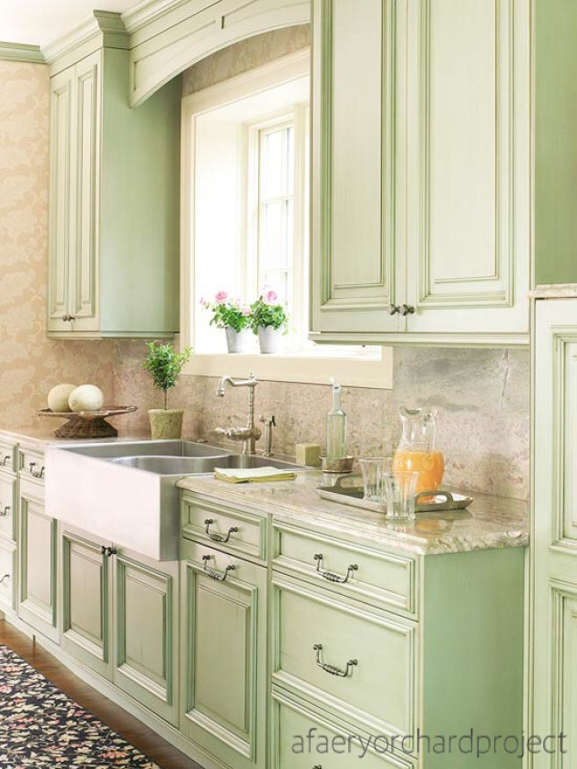 afaeryorchardproject-pale-green-cabinets-farm-sink