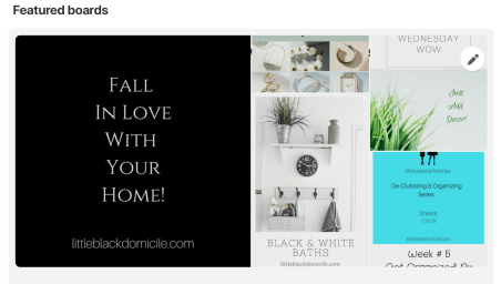 little-black-domicile-fall-in-love-with-your-home-pinterest