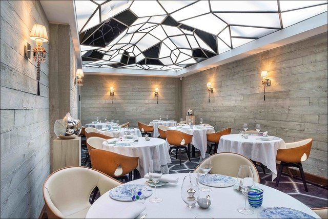 stylish-restaurants-paris-legrande- Khanh Renaud