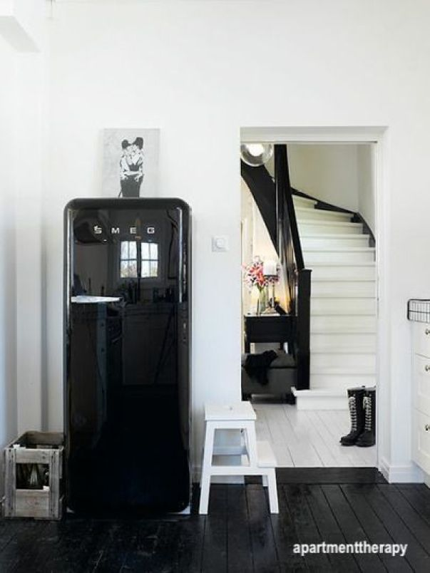 apartment-therapy-black-smeg-refrigerator