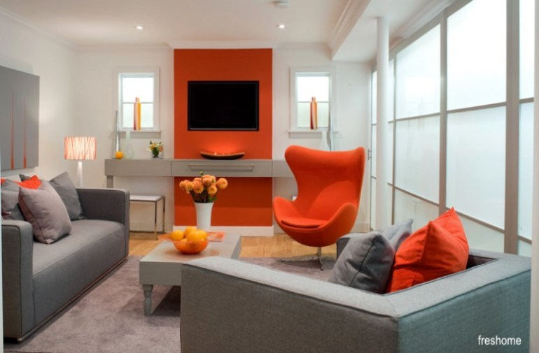 freshmen-orange-fireplace-egg-chair