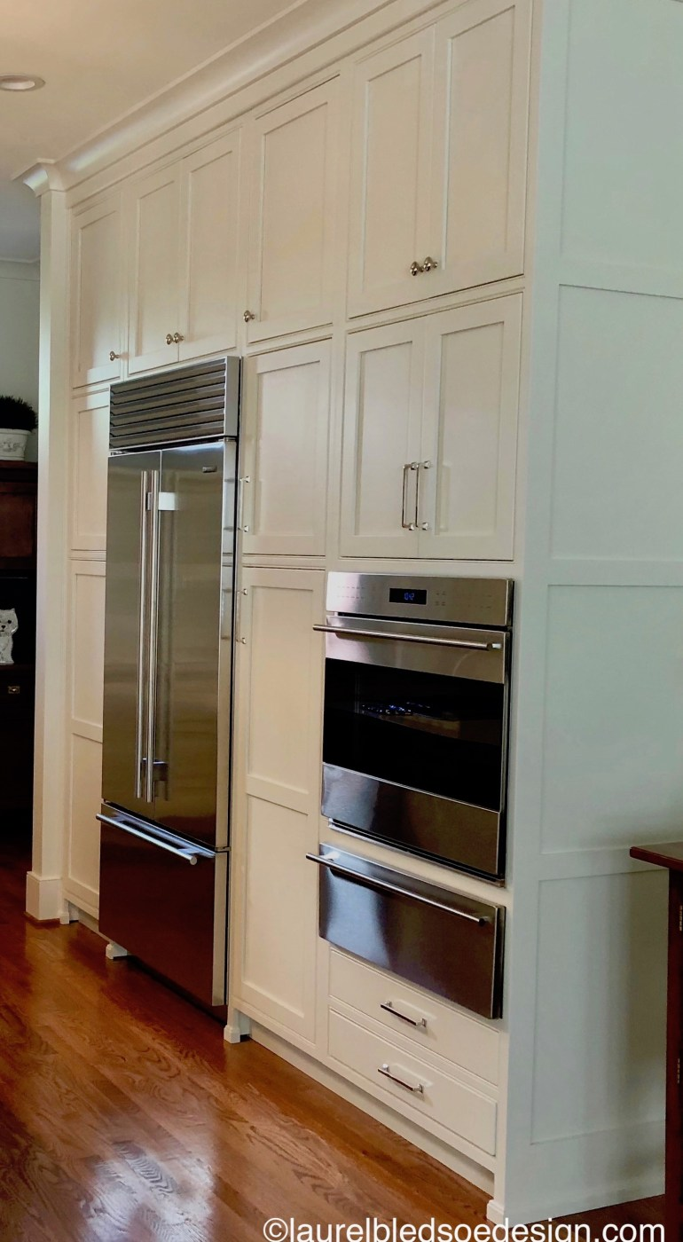 laurelbledsoedesign-kitchen-remodel-before-after -appliance-wall