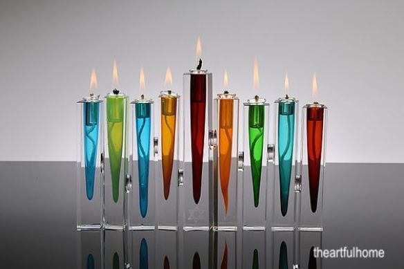 theartfulhome-Our Favorite Menorahs for Hanukkah