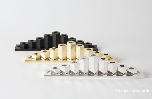 florenceandisabelle-Our Favorite Menorahs for Hanukkah