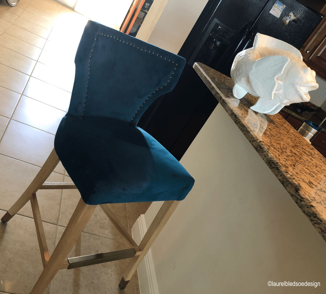 virtual-interior-design-after-makeover-teal-bar-stool