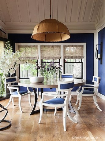 onekingslane-blue walls-chair-fabric