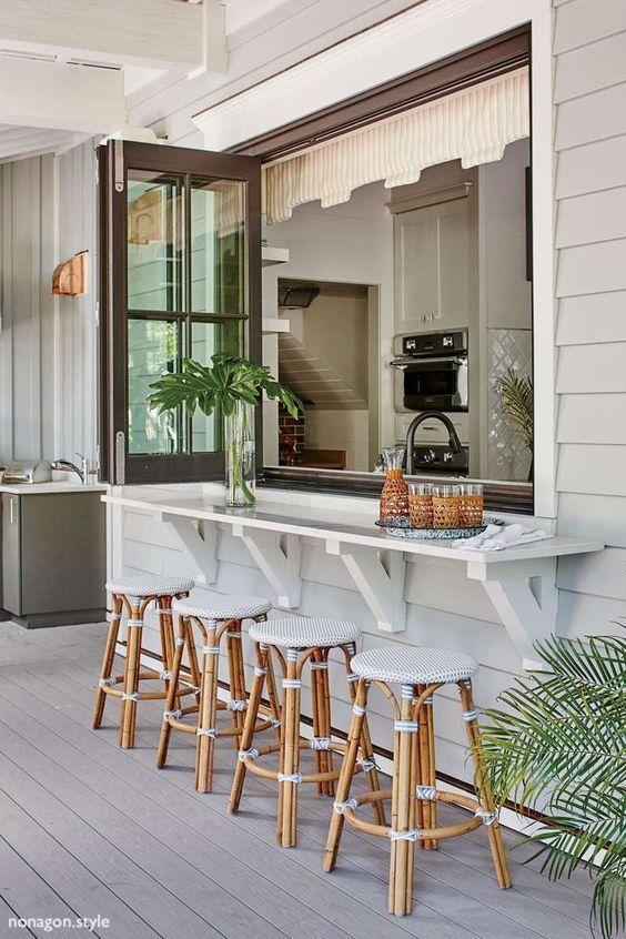 nonagon style-outdoor-patio-passthru-kitchen-window