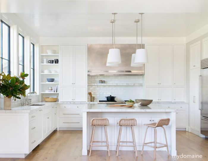 """Oh, How We Love A White Kitchen!"" However….."