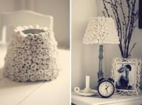 15 COOL DIY LAMPSHADES