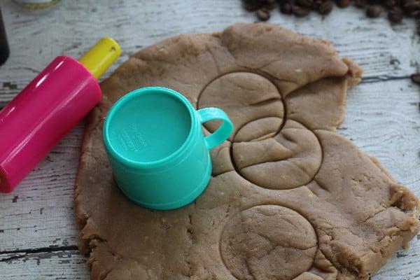 cappuccino play dough