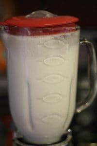 homemade coconut creamermix