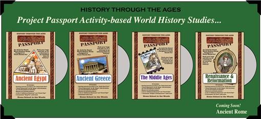 Hands on History studies