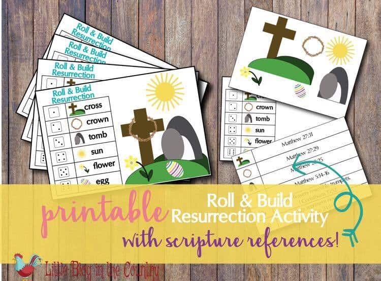 Resurrection Easter Game