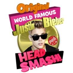 Justin Bieber Head Smash