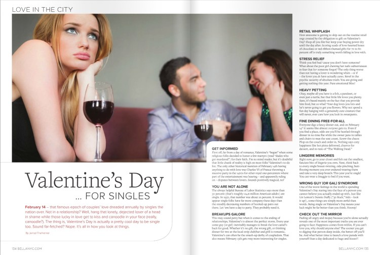 Valentine's Day for Singles