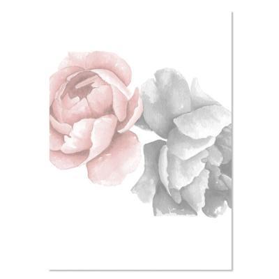 Lady Brndi Art Print - Begin I (unframed)