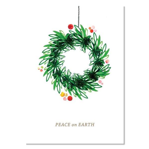 Card - Peace on Earth