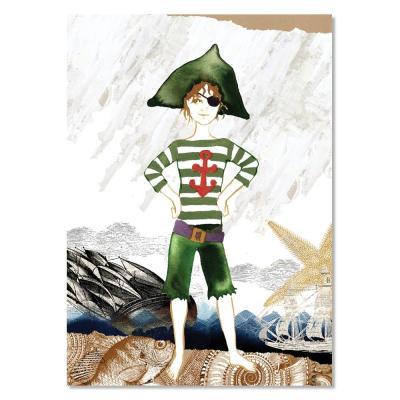 Card - Pirate Marcello