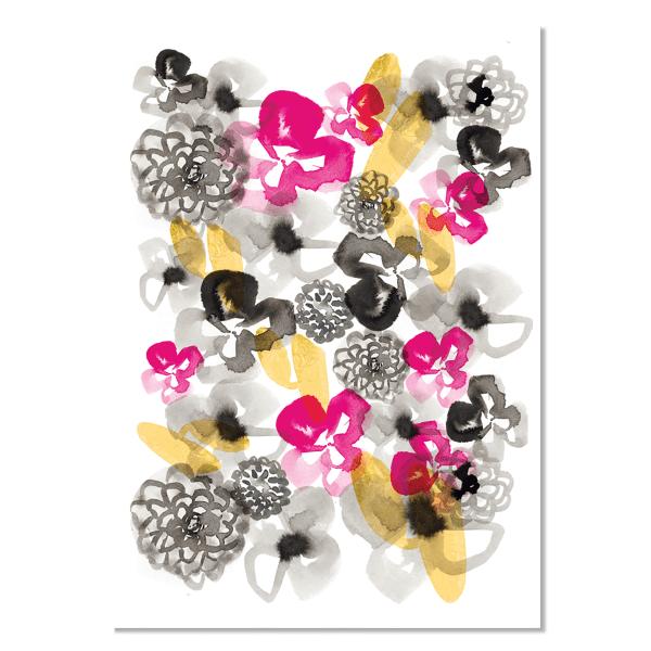 EP Card - Flora