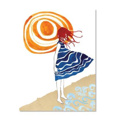 Sunseeker – Canvas Art Print