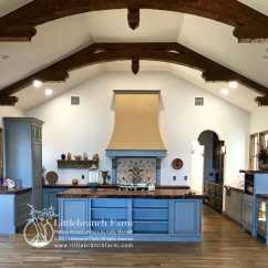Wood Kitchen Counters Decorative Chalkboard For Natural Countertops Live Edge Slabs Littlebranch Farm This Elegant Features Made From Salvaged Old Growth Redwood