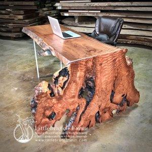 Rustic desk