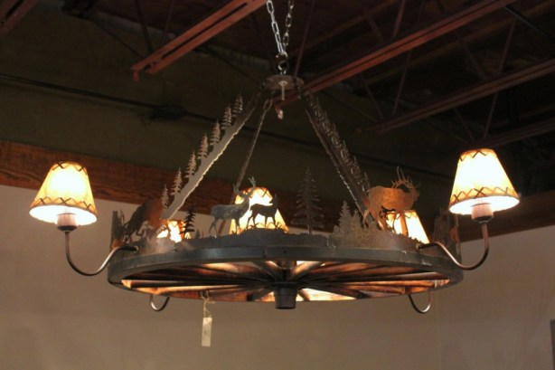 Rustic Chandelier Lighting