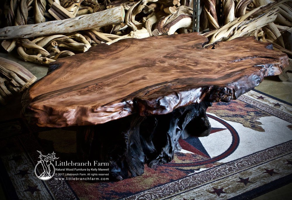 Miraculous Natural Wood Coffee Tables Rustic Coffee Table Beutiful Home Inspiration Cosmmahrainfo