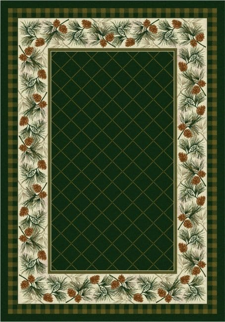 Evergreen | Southwestern Rugs by American Dakota