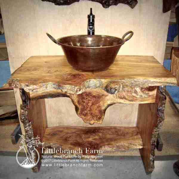 Rustic Vanities - Vanity Bathroom