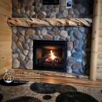 Rustic Fireplace Mantels   Fireplace mantel   Littlebranch ...