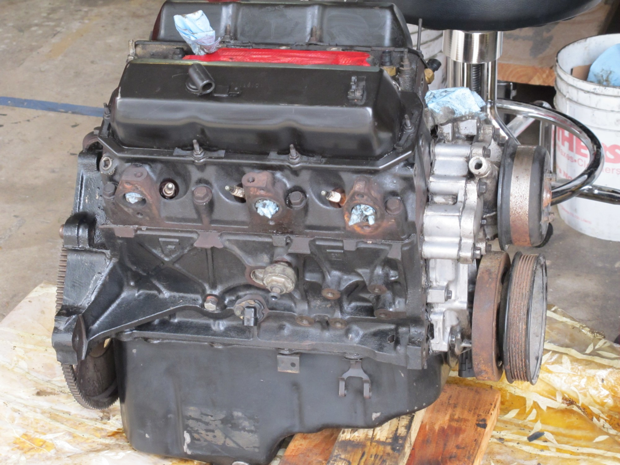 hight resolution of 1994 chevy camaro 3 4l engine littlebritishcar orgit actually began to look like a v6 engine