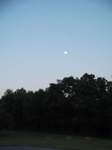 Moon in Pennsylvania