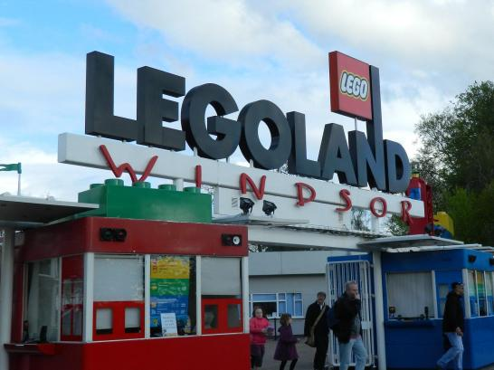 Legoland - for the young and young at heart ...