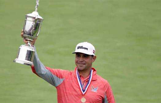 What makes a champion golfer