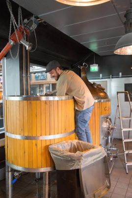 Collaboration beer called 'What Could Possibly Go Wrong' for Oslo Beer Week