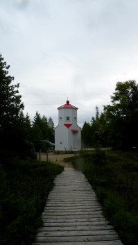 Another lighthouse.