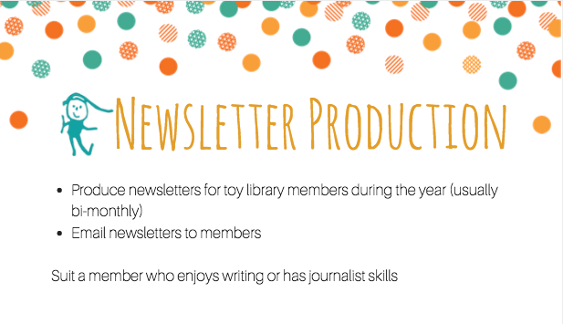 Newsletter Production