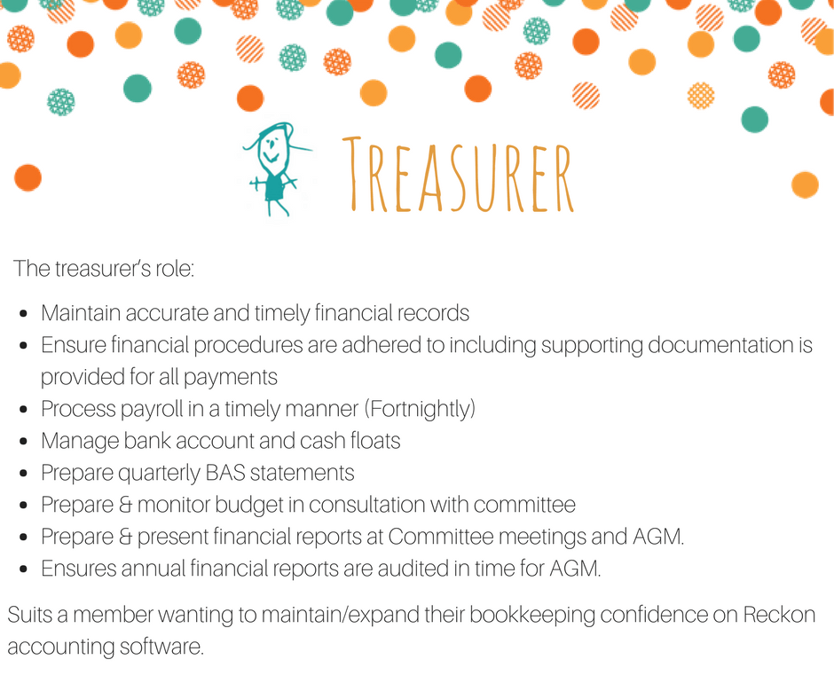 Treasurer (2)