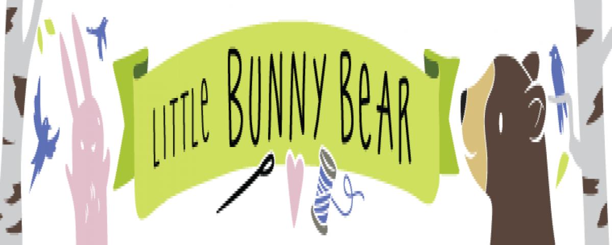 Etsy little bunny bear
