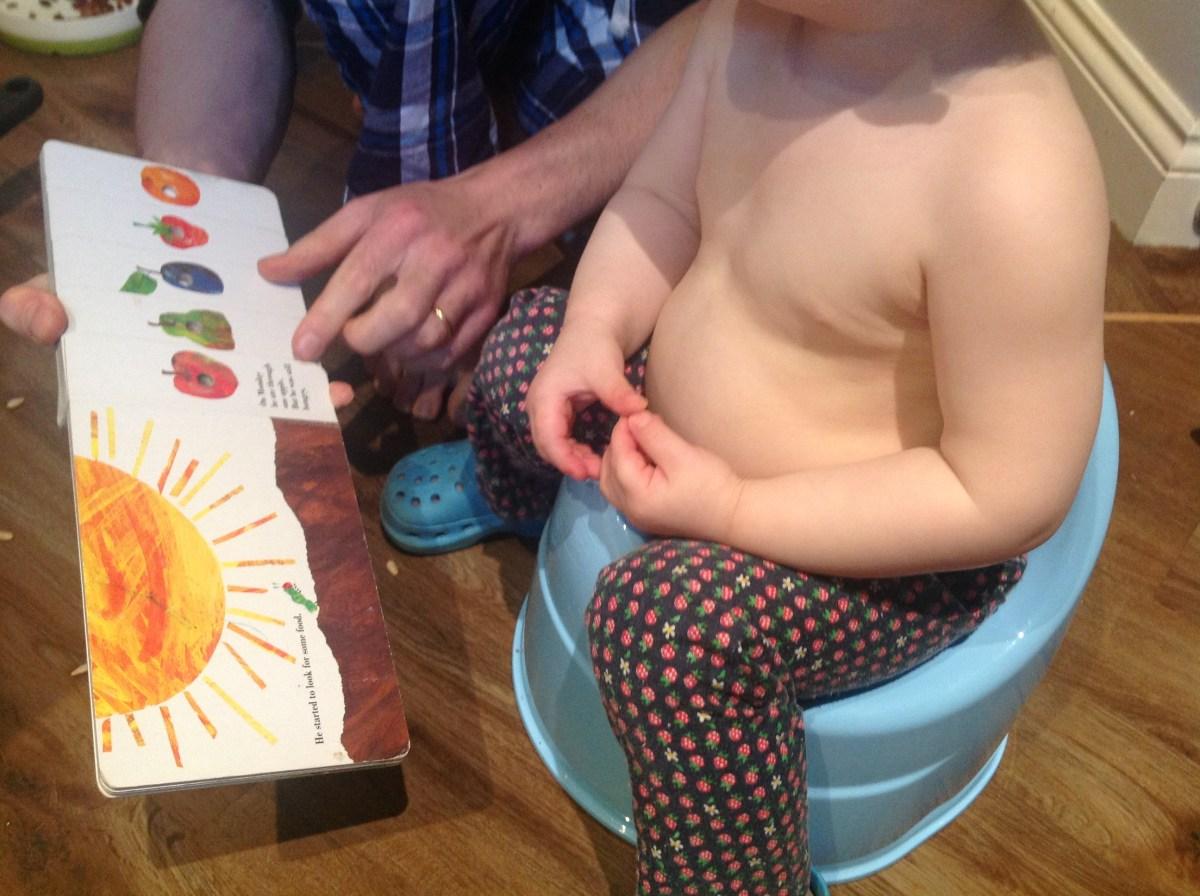 EC baby led potty training elimination communication clothing