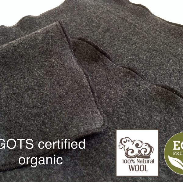 wool care organic puddle pad organic mattress protector