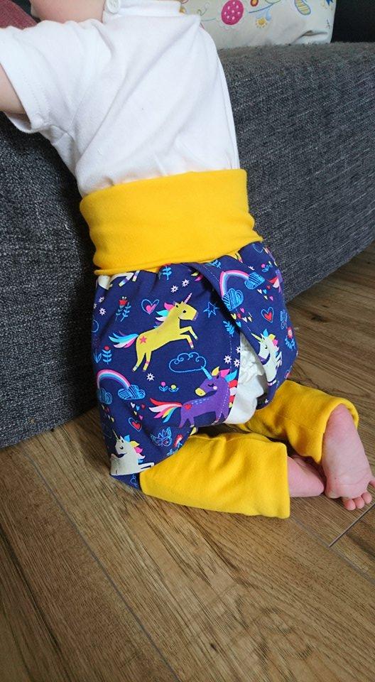 split crotch baby pants