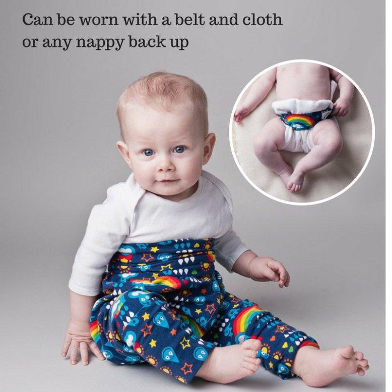 split crotch pants