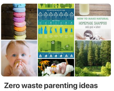 zero waste parenting ideas