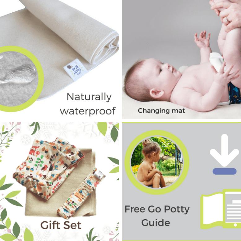 plastic free baby