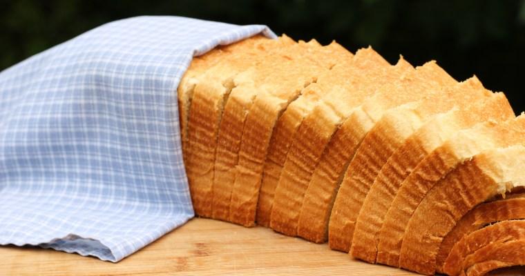 Large Loaf Size Sandwich Bread
